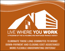 Live Where You Work Program
